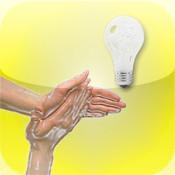 Clap Neon Lamp